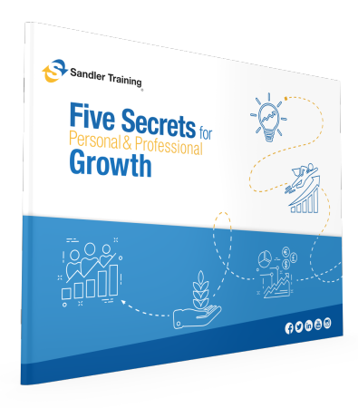 Free Report: 5 Secrets for Personal and Professional Growth